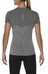 asics fuzeX V-Neck SS Top Women Shark